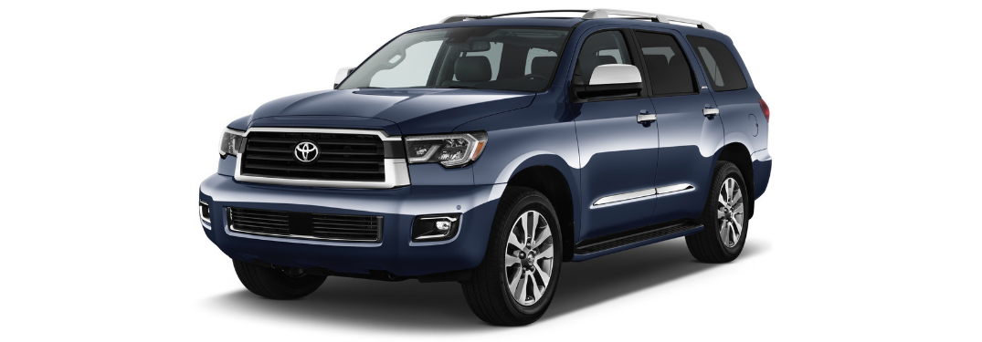 Toyota Sequoia Towing Capacity >> How Much Can The 2019 Toyota Sequoia Tow