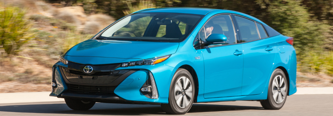 What's the Driving Range of the 2019 Toyota Prius Prime?