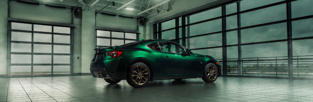 Pictures of the 2020 Toyota 86 Hakone Edition