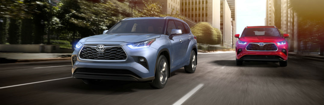 What's new in the 2020 Toyota Highlander?
