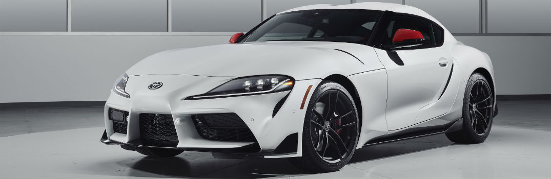2020 Toyota Supra Trim Levels & MSRP