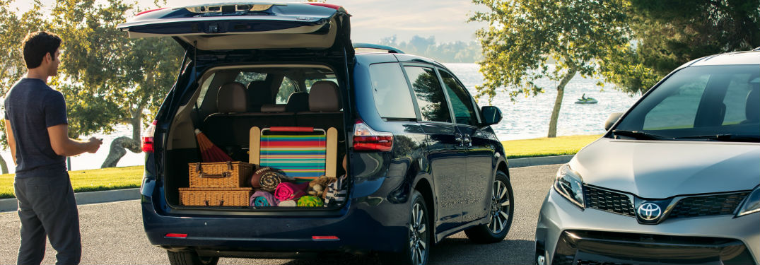 2019 Toyota Sienna offers all the family features you're looking for in a new minivan