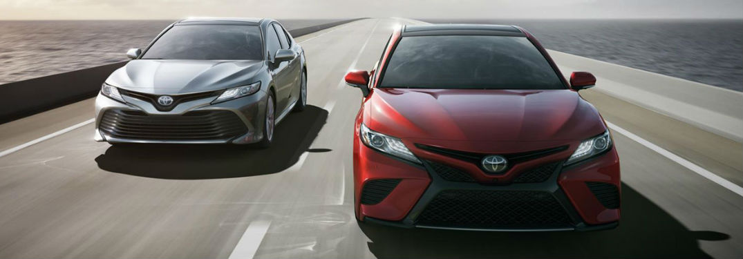 Valuable information informs new car shoppers of what the fuel economy rating of the 2019 Toyota Camry is