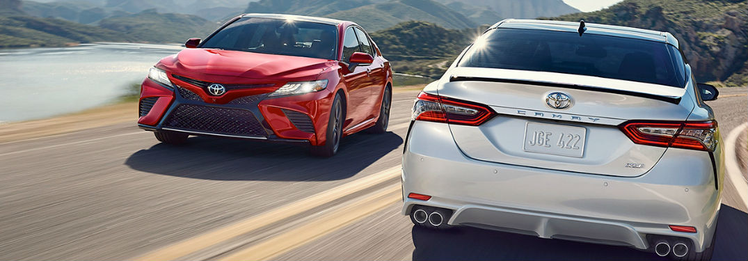 Impressive list of high-tech features help the new 2019 Toyota Camry deliver a top safety rating