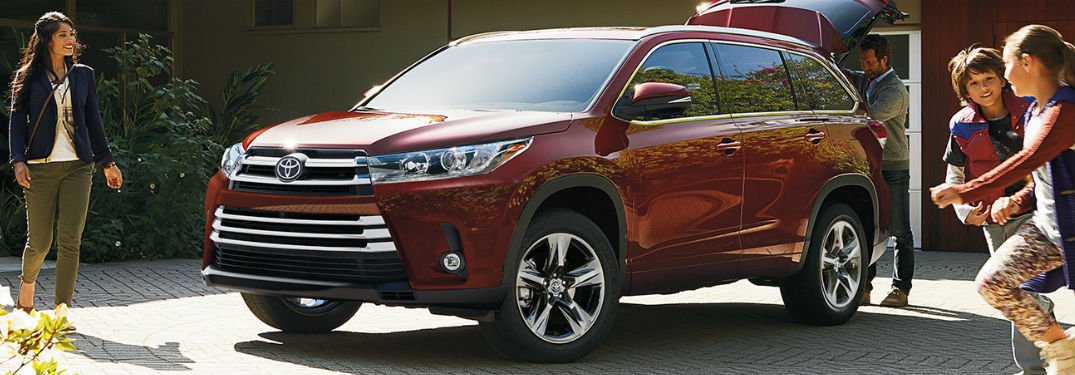 2019 Toyota Highlander is a top pick for new crossover SUV thanks to impressive list of family features