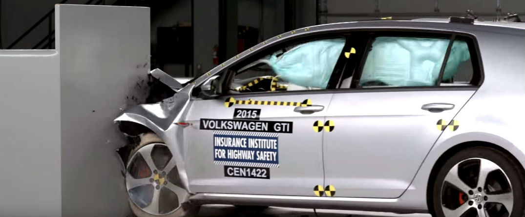 Volkswagen IIHS Top Safety Pick