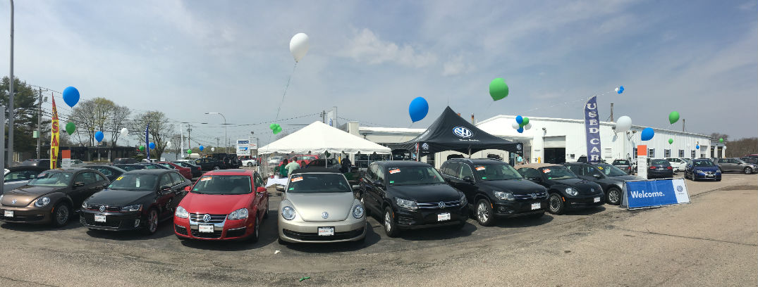 speedcraft volkswagen giveaway lot