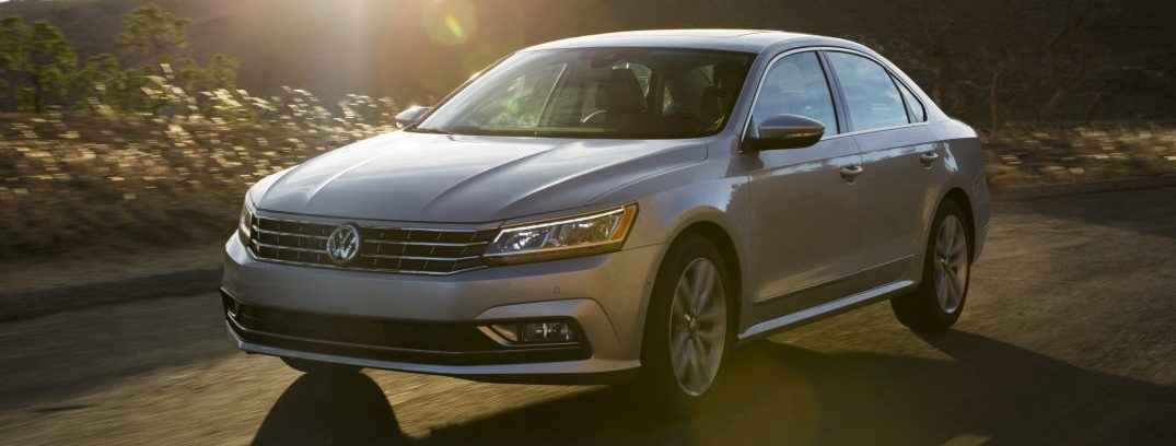 2016 Volkswagen Passat Cars.com Best Midsize Sedan