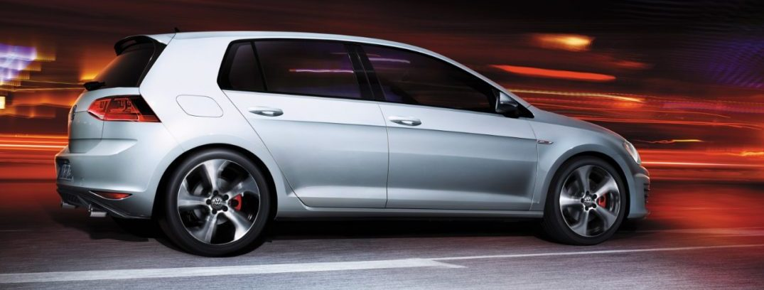 New 2017 Golf GTI offers new features and trim option