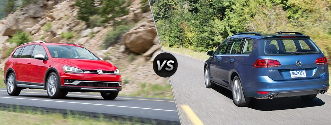What's the difference between the SportWagen and the new Alltrack?