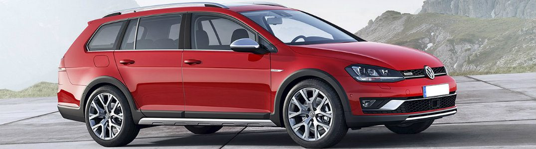 2017 Volkswagen Golf Alltrack Gas Mileage and Cargo Space