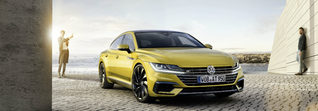 Volkswagen Arteon Engine Options