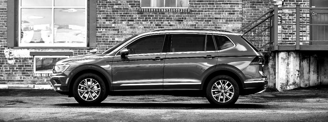 Color Options for 2018 Volkswagen Tiguan