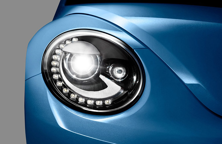 2018 Volkswagen Beetle headlamp