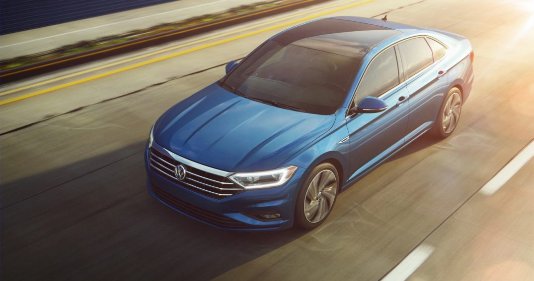 2019 VW Jetta Gets Major Redesign
