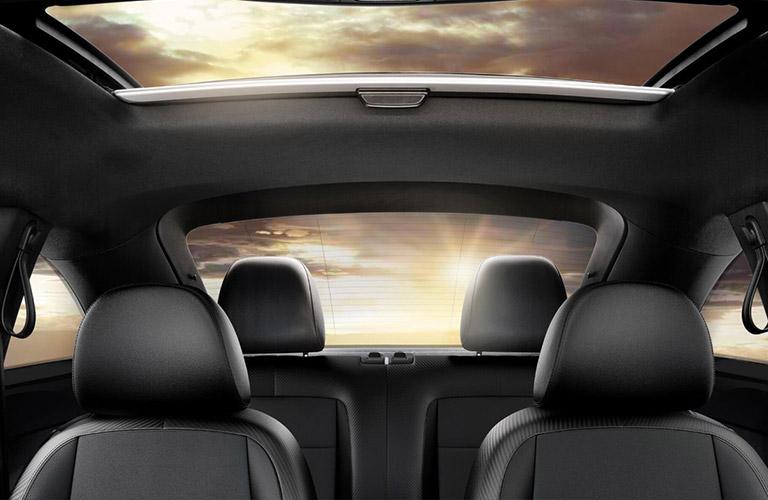 2018 Volkswagen Beetle seating