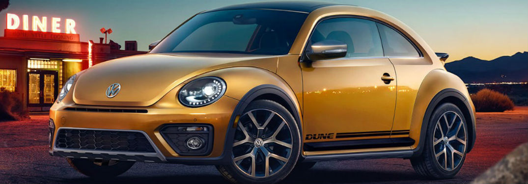 What is the Beetle Dune like?