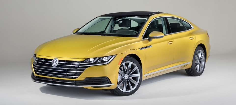 2019 Volkswagen Arteon to Replace CC – Preview