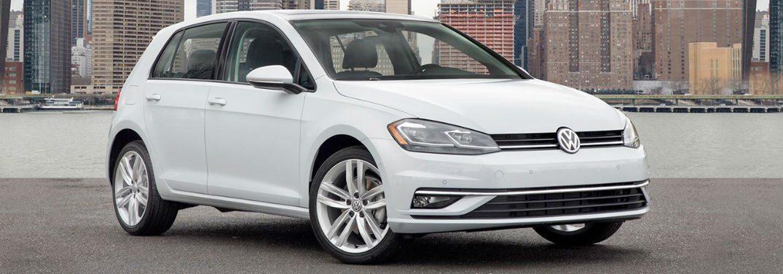 2018 Volkswagen Golf Color Options