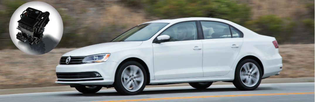 2016 Volkswagen Jetta 1.4T engine upgrade