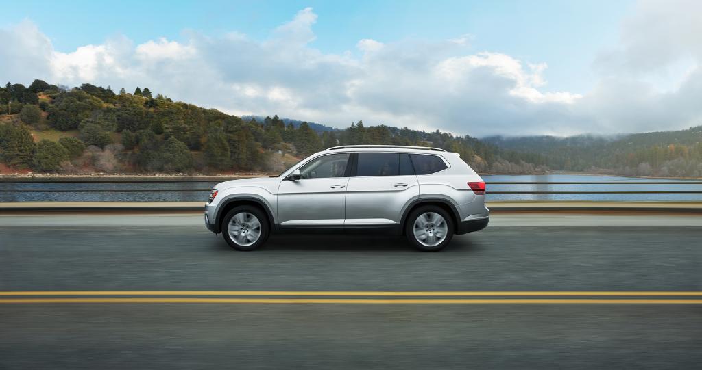 Atlas on The Road - Trend Motors Volkswagen
