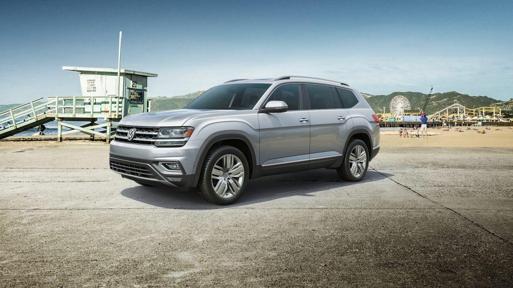 Atlas at The Beach - Trend Motors Volkswagen