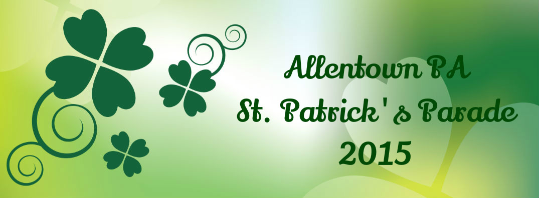 St. Patricks Parade Allentown 2015