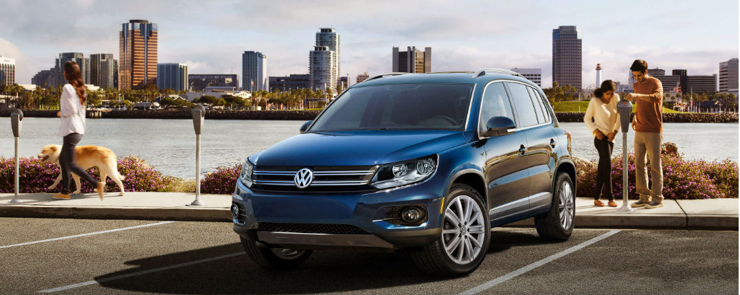 Features of the VW Tiguan