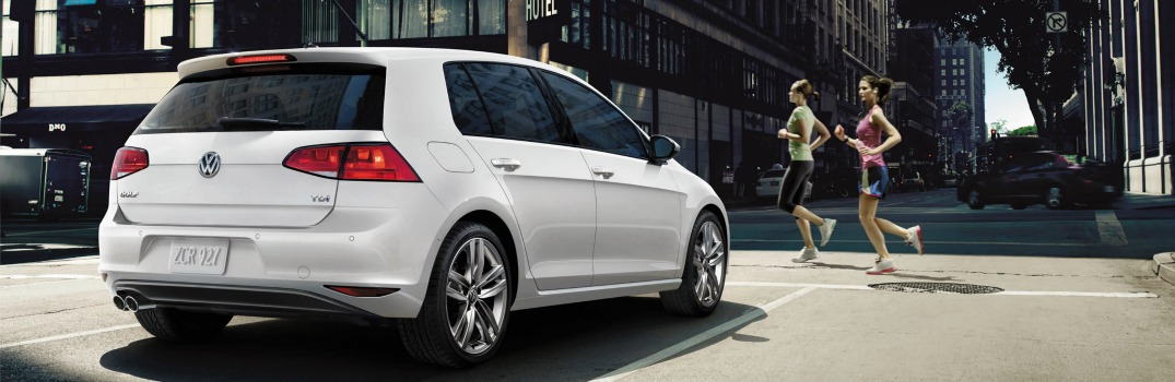 2015 Volkswagen Golf gas mileage