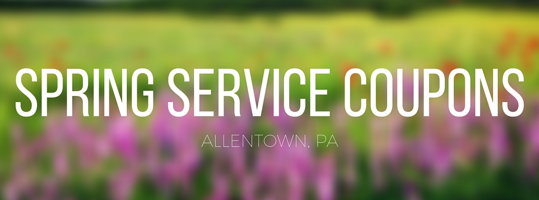 Spring Vehicle Service Coupons Allentown, PA