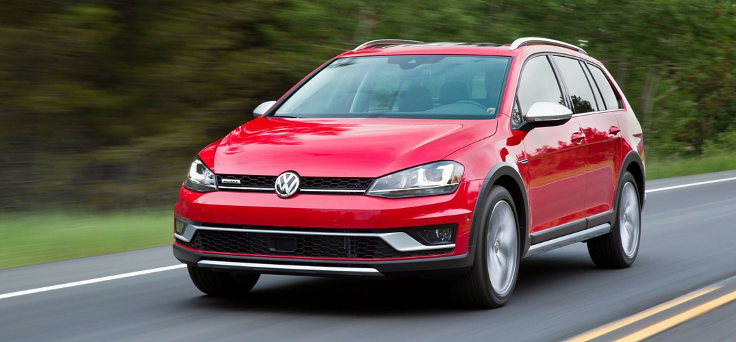 2017 Volkswagen Golf Alltrack Off-roading Capabilities