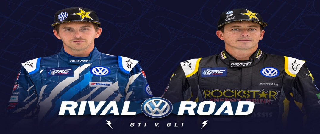 Where can I play Volkswagen's Rival Road- GTI v. GLI