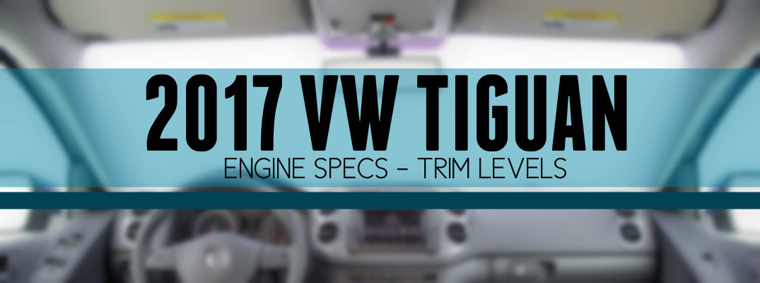 2017 Vollswagen TIguan Towing Capability Rating