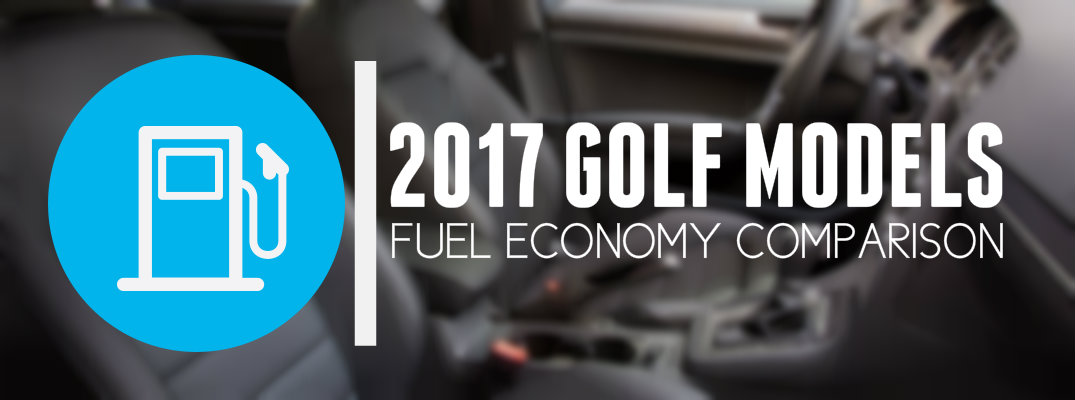 Compare 2017 Golf Models Horsepower