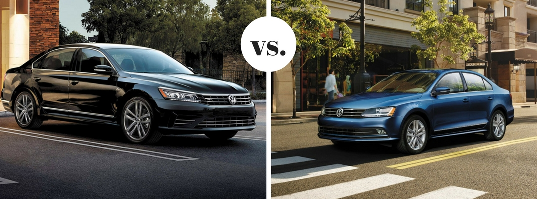 Engine Performance 2017 Volkswagen passat vs 2017 Volkswagen Jetta