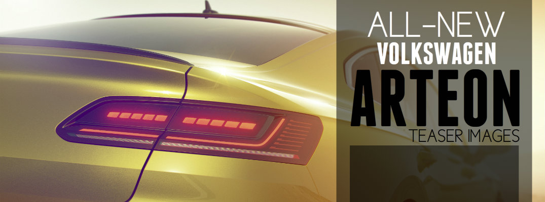 All-new 2017 Volkswagen Arteon Driver Assistance Technology