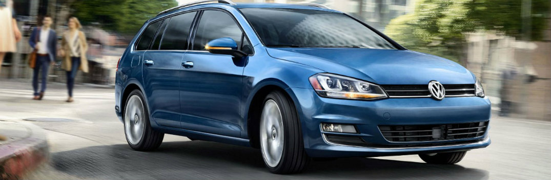 How Much Cargo can the 2017 Volkswagen Golf SportWagen Carry?