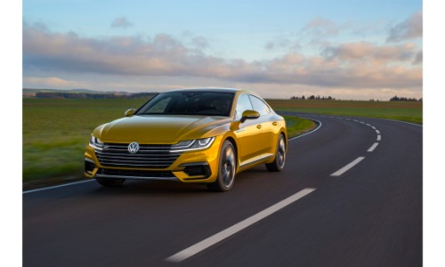 2019 Vw Arteon R Line 174 Appearance Package Design And Features