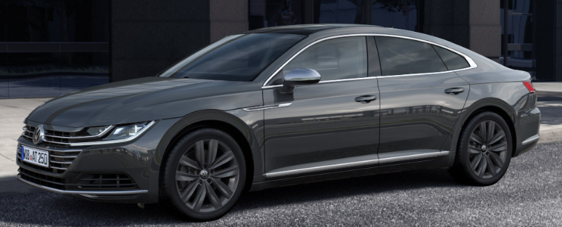 2019 Volkswagen Arteon Paint Color Options