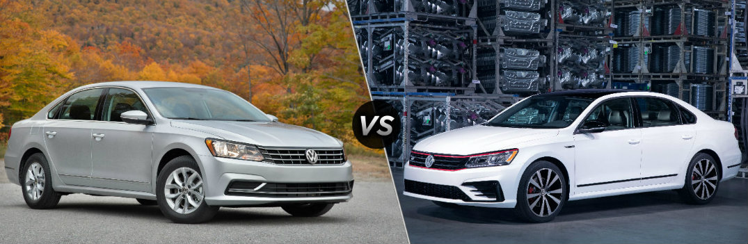 What is the Difference Between the VW Passat and VW Passat GT?