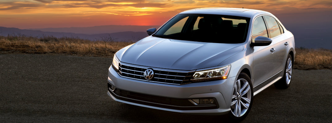 2016 Volkswagen Pat USA Pricing and Features