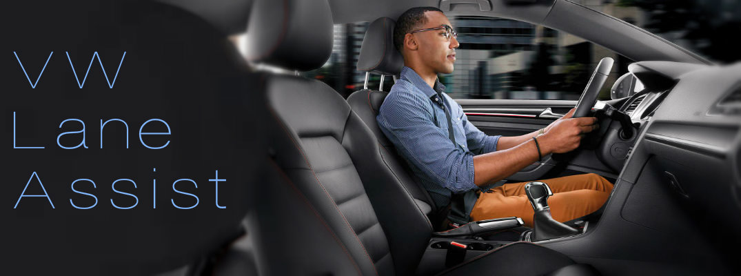 Benefits of Volkswagen Lane Assist Lane Departure Warning