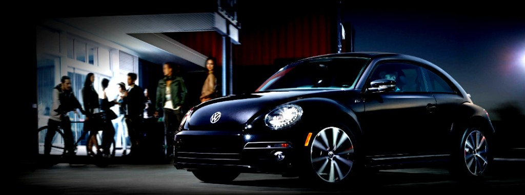 Does the Volkswagen Beetle Come With Flowers