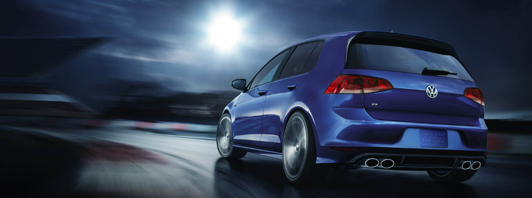 How to Use Volkswagen Dynamic Chassis Control in the golf r