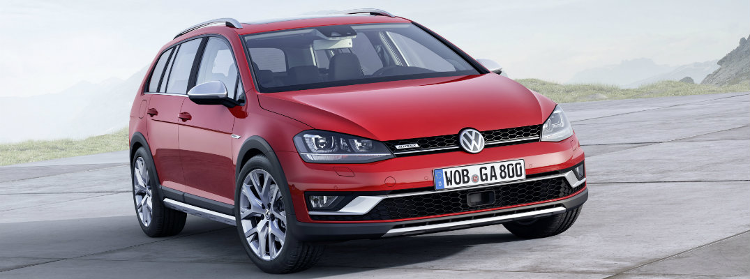 What We Know About the 2017 VW Golf SportWagen Alltrack