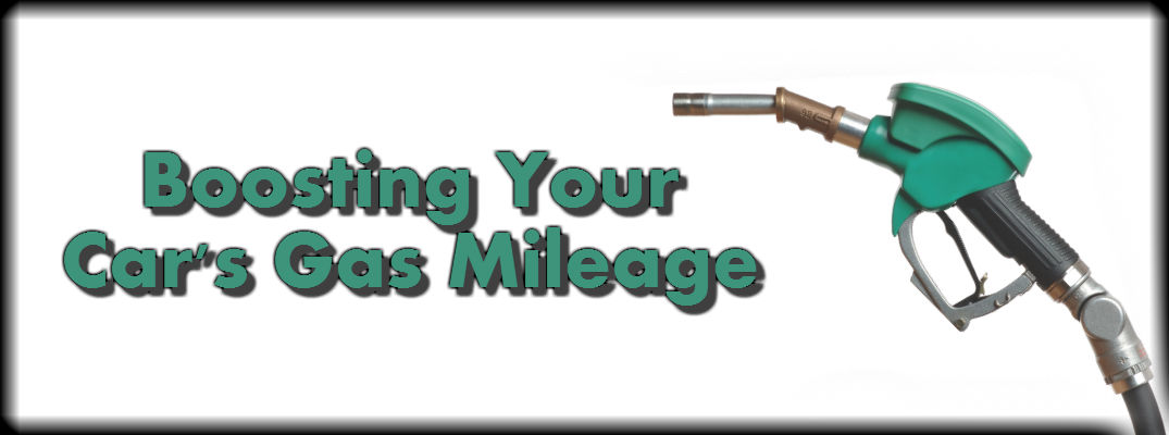 Is It Possible to Improve Your Car's Gas Mileage?
