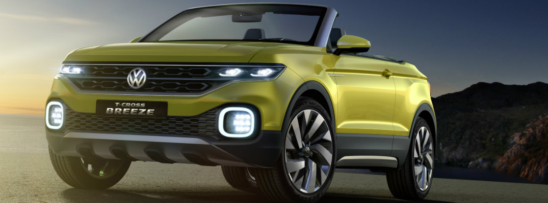 VW T-Cross Breeze Off-Road Features and Capabilities