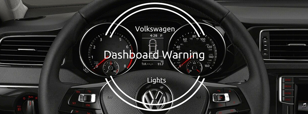 Guide To Volkswagen Dashboard Warning Light Meanings. `