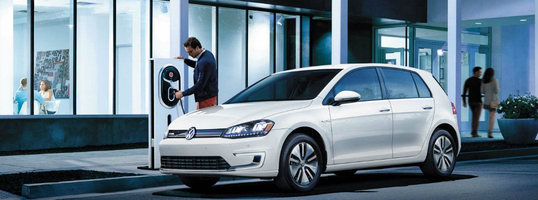 2017 Volkswagen e-Golf Electric Mileage Range