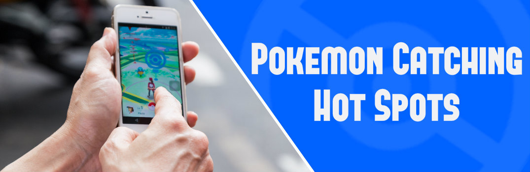Best Places to Catch Pokémon Santa Monica CA